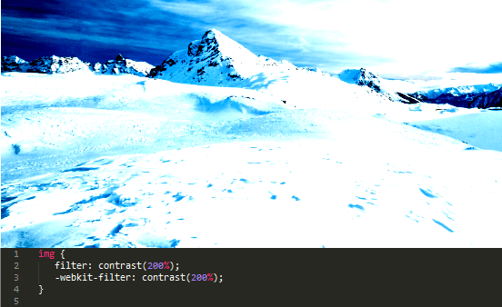 Contrast CS Filters